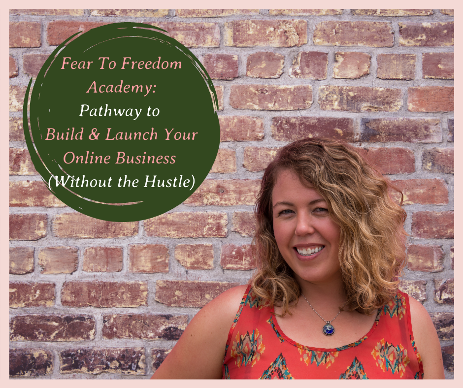 Your Pathway to Build & Launch Your Online Business (Without the Hustle)